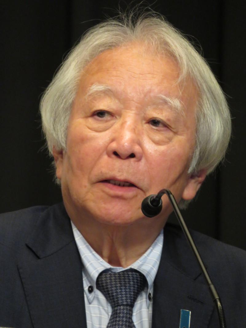 教育評論家の小林正・元参議院議員