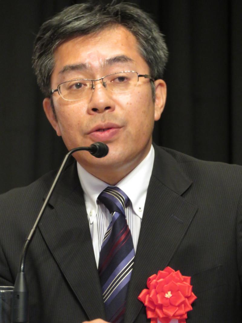 全国教育問題協議会の堀口文良副理事長