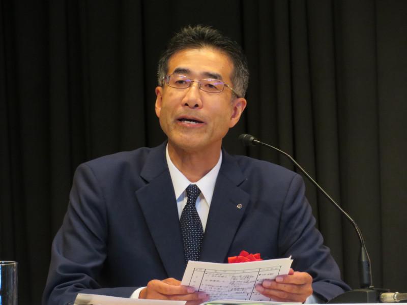 コーディネーターを務める全教協理事の野澤幸弘氏